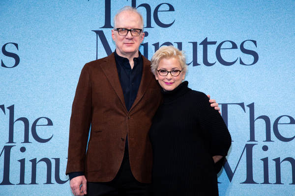 Tracy Letts, Anna Shapiro Photo
