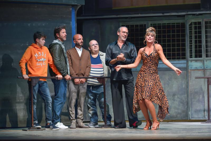 BWW Review: THE FULL MONTY - IL MUSICAL  al TEATRO SISTINA