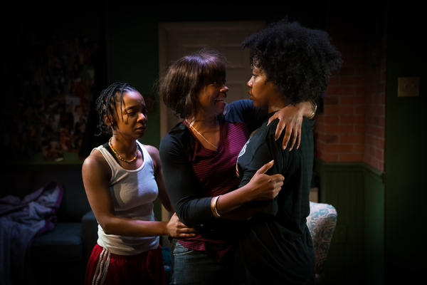 Photo Flash: Montego Glover, Joshua Boone and More in ALL THE NATALIE PORTMANS