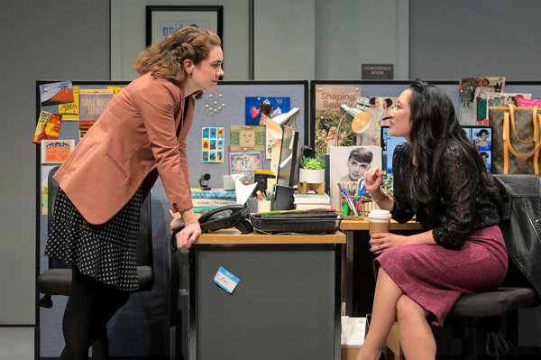 Photo Flash: First Look at A.C.T.'s GLORIA