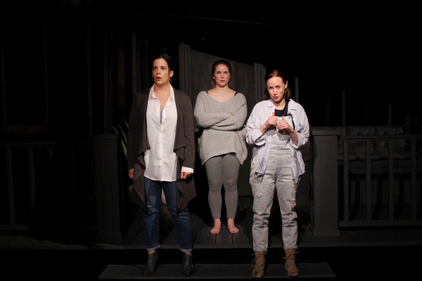 Photo Flash: Chicago Premiere of PLANO at First Floor Theater