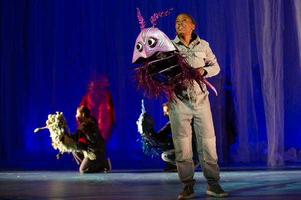 Photo Flash: CollaborationTown Presents RIDDLE OF THE TRILOBITES