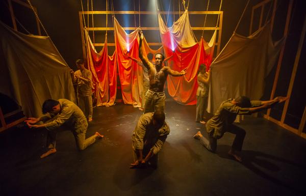 Photo Flash: Griffin Theatre Company Presents MLIMA'S TALE