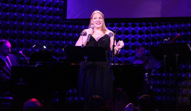 BWW Review: Life Jacket Theatre Co's THE GORGEOUS NOTHINGS: IN CONCERT A Grand Celebration of Golden Age Gays At Joe's Pub.