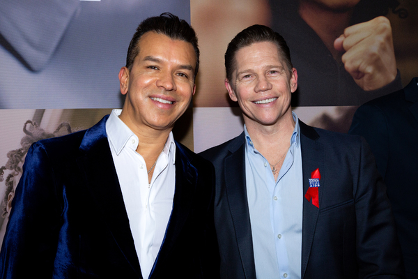 Sergio Trujillo, Jack Noseworthy Photo