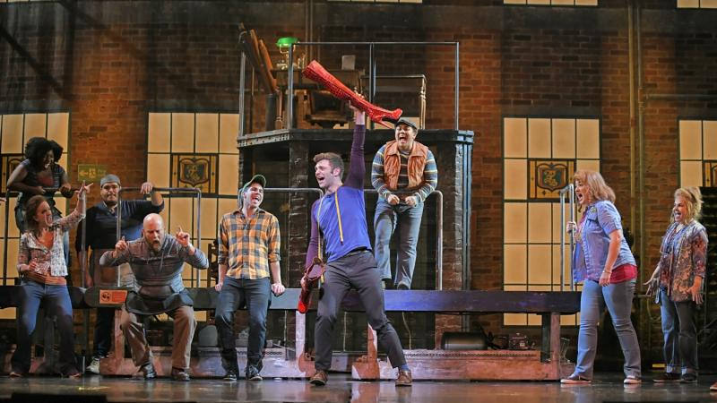 BWW Review: 3-D Theatricals Gets Glam with its Fun, Fierce, and Fabulous KINKY BOOTS