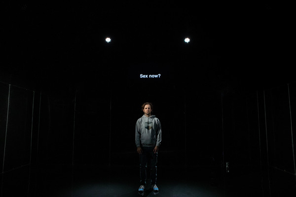 Photo Flash: First Look at THE RAGE OF NARCISSUS at Pleasance Islington