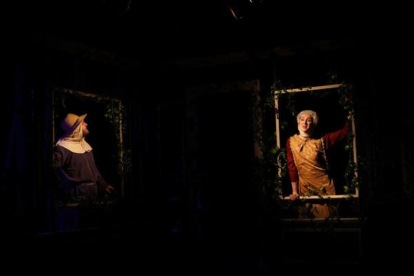 Photo Flash: Mile Square Theatre's FIVE TIMES IN ONE NIGHT