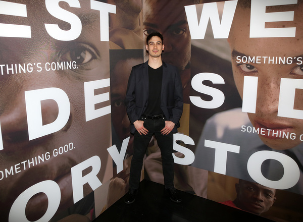 Photo Coverage: WEST SIDE STORY Company Celebrates Opening Night!