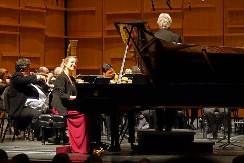 BWW Review: Symphony Bolsters CHOPIN PIANO CONCERTO With Improved Beethoven