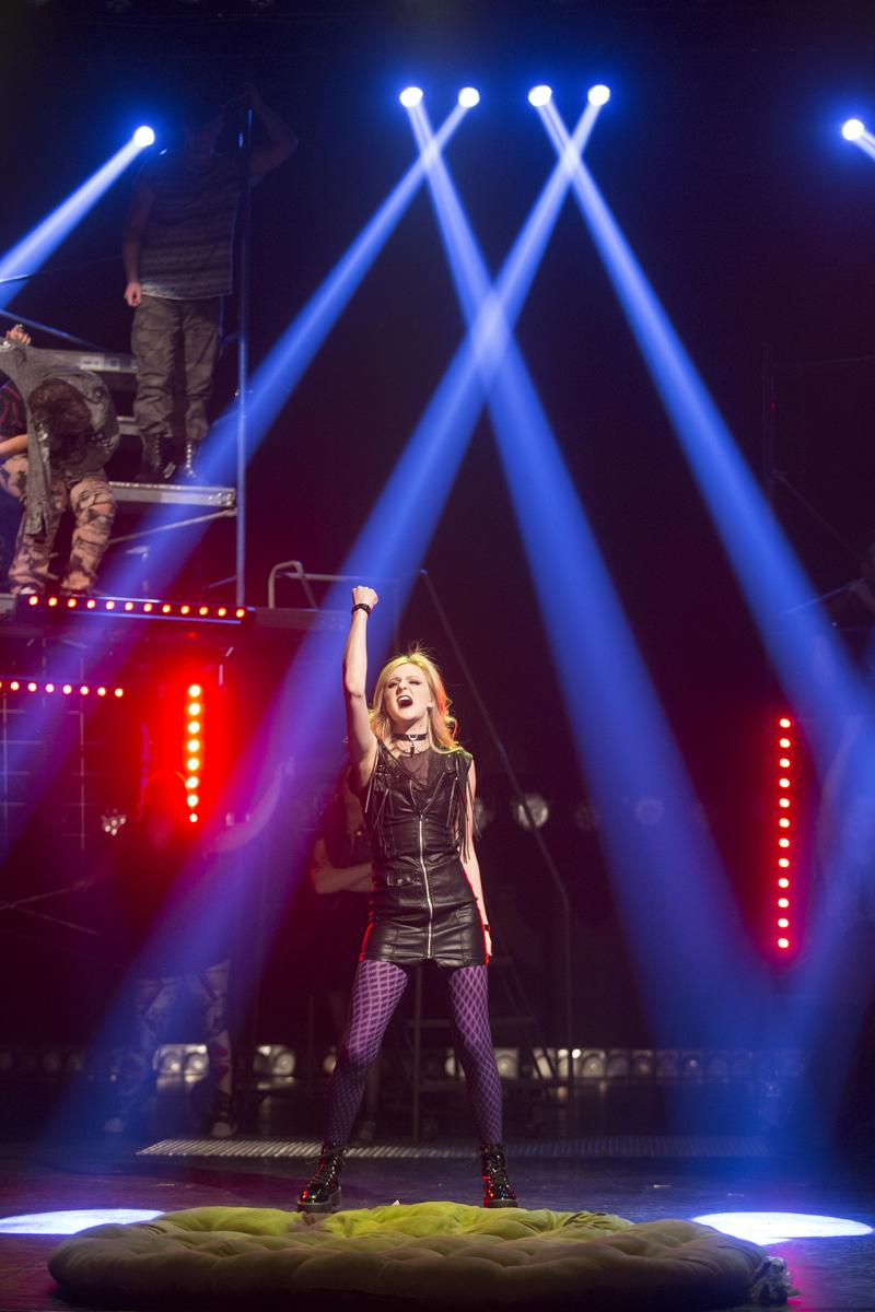 BWW Review: A Rocking Good Time with AMERICAN IDIOT at Nebraska Wesleyan University Theatre