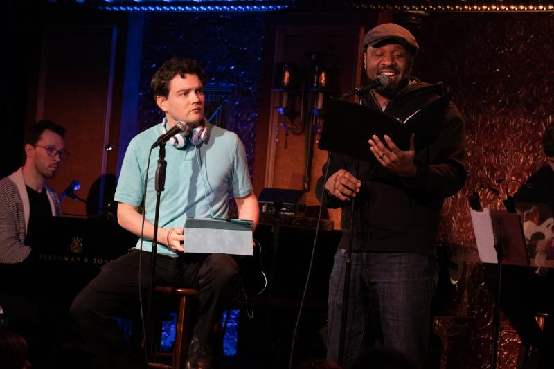BWW Review: 54 DOES 54: THE STAFF SHOW Makes Full House at 54 Below Happy