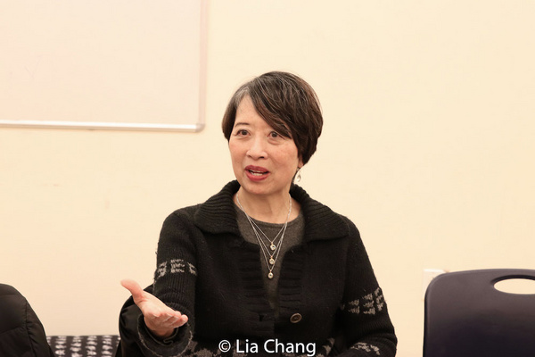 Jeanne Sakata Photo