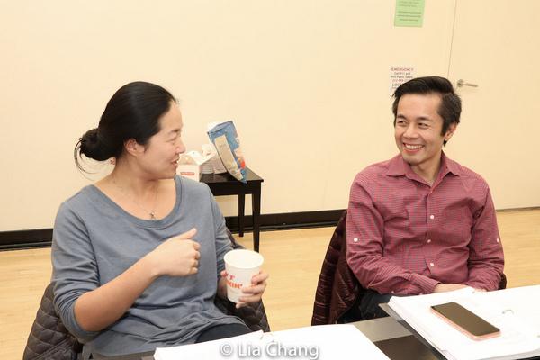 Desdemona Chiang, Steven Eng Photo