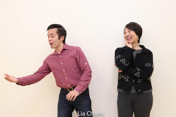 Steven Eng, Jeanne Sakata Photo