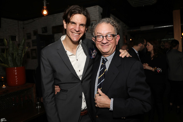 Photos: Cast and Creatives of BEETLEJUICE, MOULIN ROUGE!, AMERICAN UTOPIA, and More Celebrate Alex Timbers