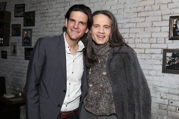 Alex Timbers and Jordan Roth Photo
