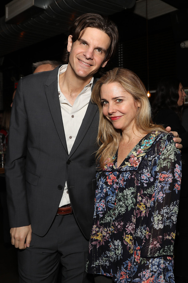 Alex Timbers and Kerry Butler Photo