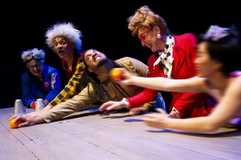 BWW Review: THE SUPERS at Z Space
