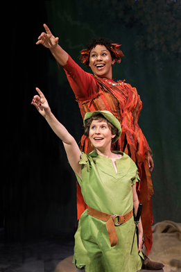 BWW Review: TINKER BELL at Des Moines Playhouse:  Believe in Fairies and Friendship!