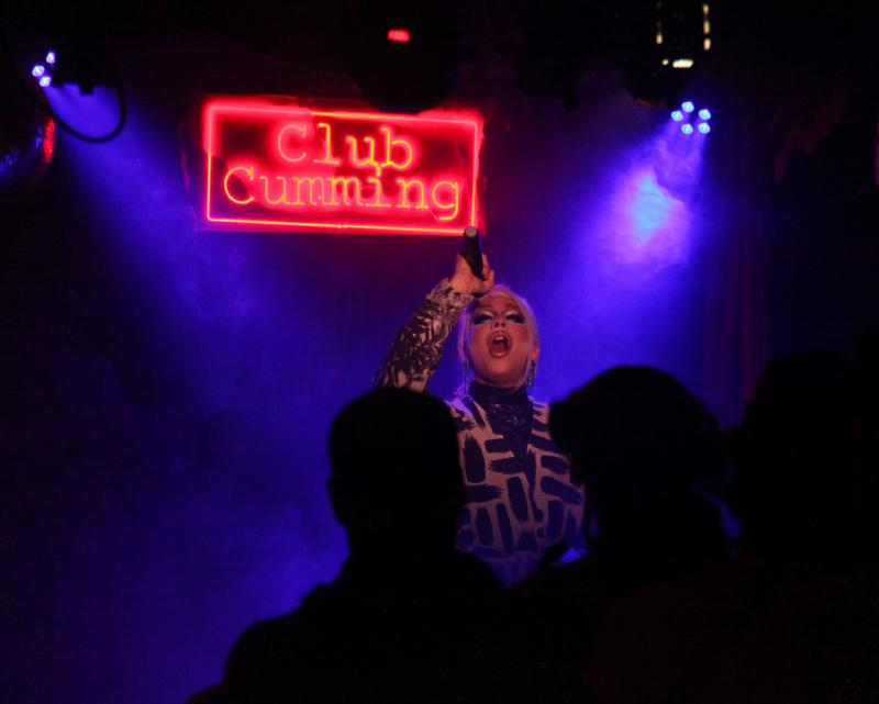 BWW Review: SNOWFLAKE MIC & DRAGARET STAR Are a Double Dose of Fun at Club Cumming