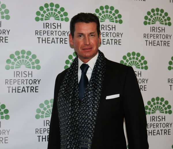 Photo Coverage: Irish Repertory Theatre Celebrates Opening Night of INCANTATA