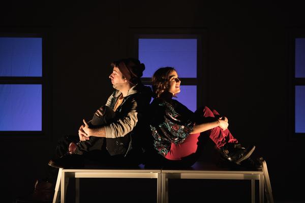 PHOTO FLASH: UN DÍA CUALQUIERA se estrena esta noche en el Nuevo Teatro Alcalá de Madrid