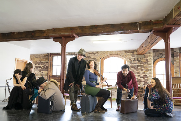 Photo Flash: Inside Rehearsal For INDECENT at the Menier