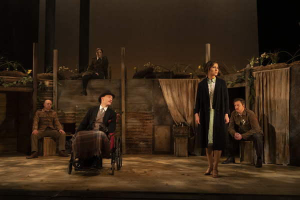 Photos: First Look at the UK Tour of LADY CHATTERLEY'S LOVER