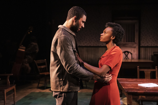 Photo Flash: First Look at GIRL FROM THE NORTH COUNTRY on Broadway!