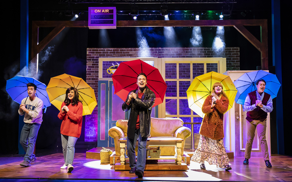 Photos: Exclusive First Look at The New Cast of FRIENDSICAL