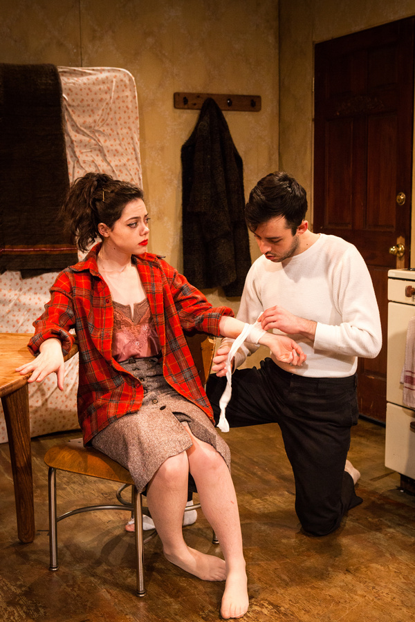 Photo Flash: LOOK BACK IN ANGER Revival Continues at The Gene Frankel Theatre