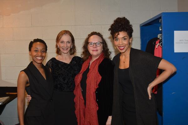 Mirirai Sithole, Susanna Frazer, Maryann Plunkett and Celestine Rae Photo