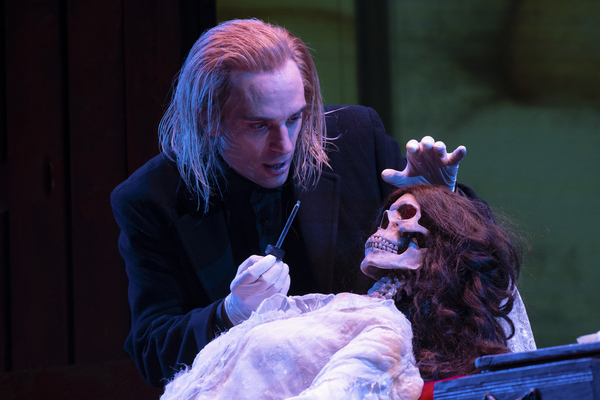 Photo Flash: First Look at THE REVENGER'S TRAGEDY at the Barbican