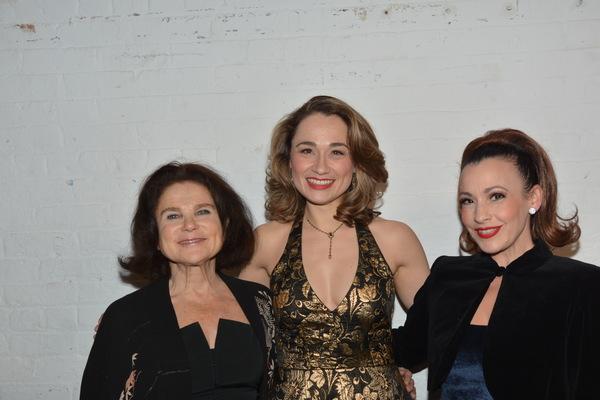 Tovah Feldshuh, Lianne Marie Dobbs and Jenny Lee Stern Photo