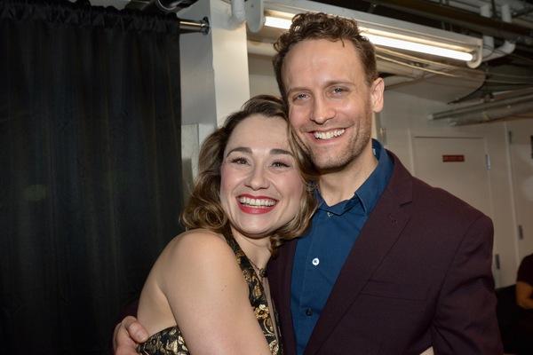 Lianne Marie Dobbs and Danny Gardner Photo