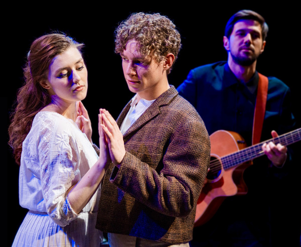 Photo Flash: ABOUT LOVE to Begin Performances at The Sheen Center Tonight