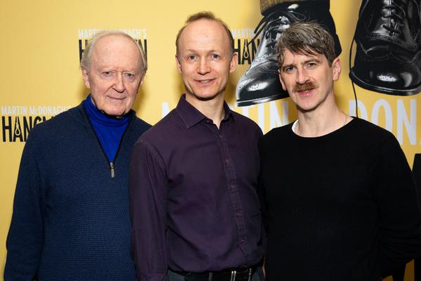 John Horton, Richard Hollis, Ryan Pope Photo
