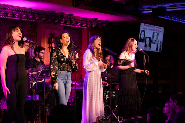 Photos: Laura Bell Bundy, Ali Ewoldt and More In I AM WOMAN At Feinstein's/54 Below