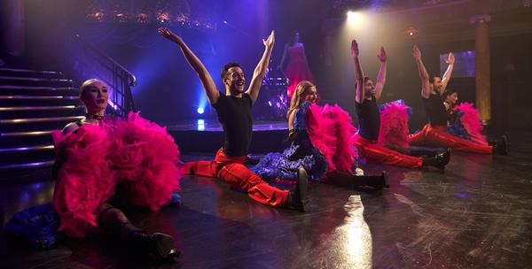 Photo Flash: First Look at COME WHAT MAY at Darlington Hippodrome
