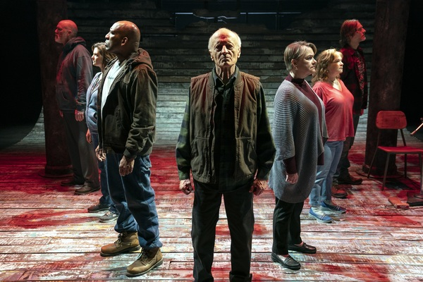Photo Flash: First Look at COAL COUNTRY at The Public Theater