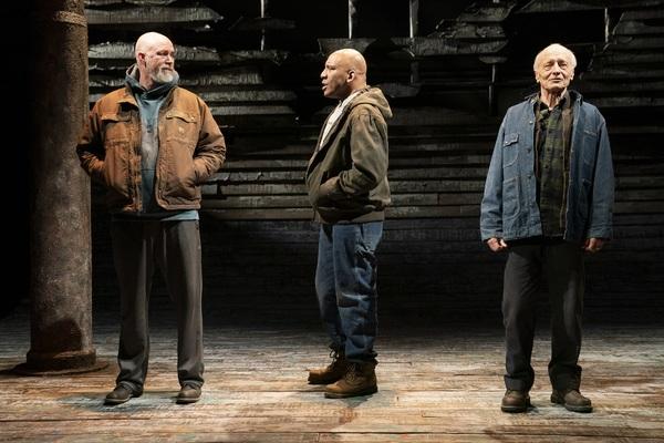 Michael Gaston, Ezra Knight, and Thomas Kopache  Photo