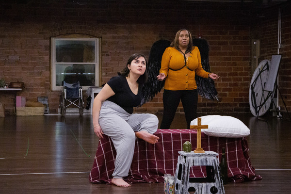 Photo Flash: Cleveland Public Theatre and Teatro Público de Cleveland Present MARISOL