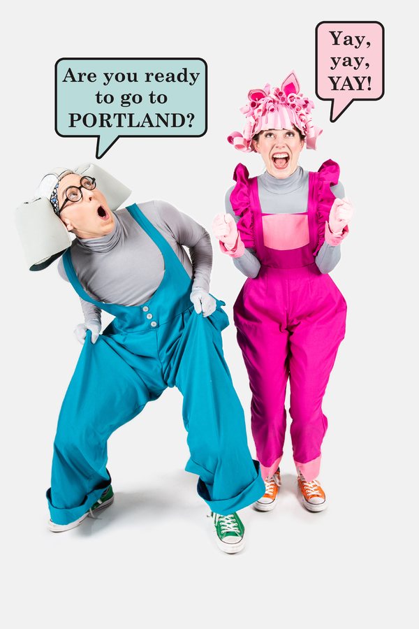 Photo Flash: NW Children's Theater Presents ELEPHANT & PIGGIE'S WE'RE IN A PLAY
