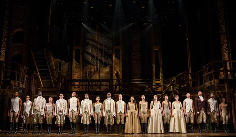 BWW Review: HAMILTON at the Adrienne Arsht Center
