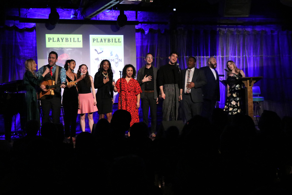 Photos: Porchlight Music Theatre Presents NEW FACES SING BROADWAY NOW