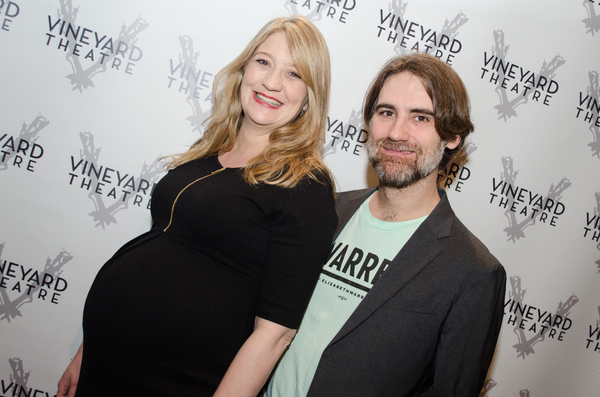 Photo Coverage: Vineyard Theatre Celebrates Opening Night of DANA H.
