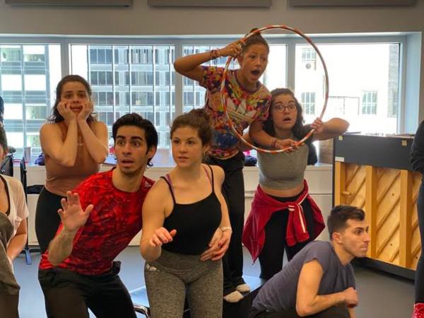 PHOTO FLASH: APAC Production of MATILDA Starts Rehearsals