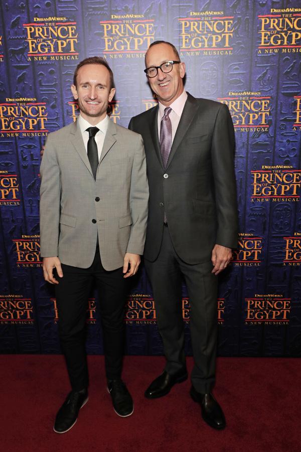 Chris Herzberger and Jimmy Horowitz