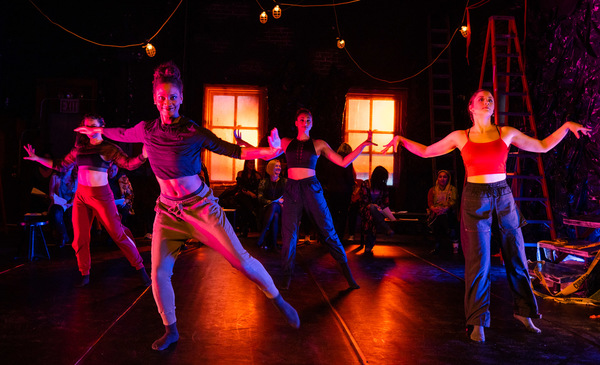 Photos: First Look at Kathleen Chalfant, Gina Naomi Baez, and More in WOMEN ON FIRE